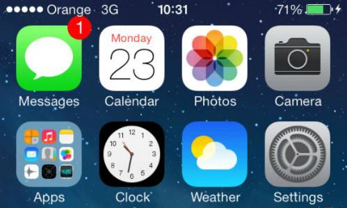 ចំណុចតូចៗមួយចំនួននៅលើ iPhone មានបង្កប់នូវអត្ថន័យពិសេស ដែលអ្នកប្រើ iPhone ភាគច្រើនអាចមិនចាប់ភ្លឹកនោះទេ។