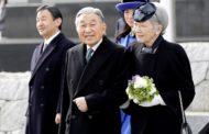 ព្រះចៅអធិរាជជប៉ុន Akihito ត្រៀមដាក់រាជ្យនៅល្ងាចថ្ងៃអង្គារនេះ ដែលមិនធ្លាប់មានក្នុងរយៈពេល ជាង២០០ឆ្នាំ