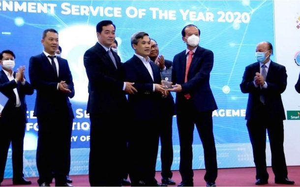 ឯកឧត្តម អ៊ុន ចាន់ដា ចូលរួមក្នុងពិធីប្រគល់-ទទួលពានរង្វាន់បច្ចេកវិទ្យាគមនាគមន៍ និងព័ត៌មានកម្ពុជាឆ្នាំ២០២០ (Cambodia ICT Awards 2020)